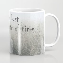 Quote Getting Lost On Country Road Coffee Mug