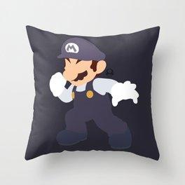Mario(Smash)Cookies&Cream Throw Pillow