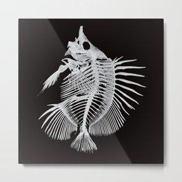 Flounder Metal Print