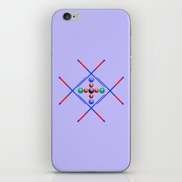 Pool Game Design v3 iPhone Skin