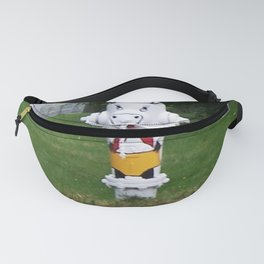 Funny Fire Hydrant Fanny Pack