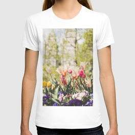 spring beauty #society6 #decor #buyart T-shirt