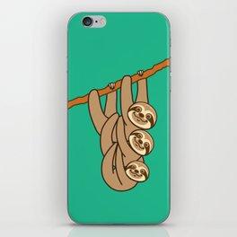 Cute Sloth!!! iPhone Skin