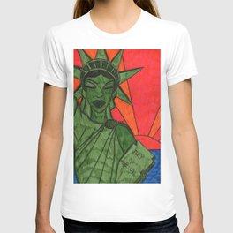Liberty on Break T-shirt