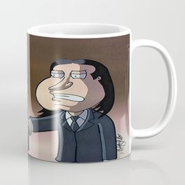 Brett's last mistake Coffee Mug