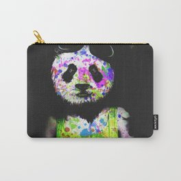 Panda Head Carry-All Pouch