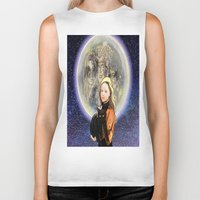 hocus pocus Biker Tanks featuring Hocus Pocus by grapeloverarts
