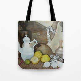 Coffee pot Tote Bag