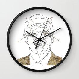 ORDINARY KIWI BLOKE PART III: TRUE FORM Wall Clock