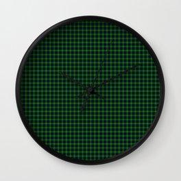 MacDonald of the Isles Tartan Wall Clock