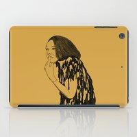 witch iPad Cases featuring Witch by Skinny Gaviar