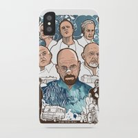 Breaking Bad: The Good, The Bad & The Ugly iPhone X Slim Case