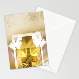 Robert Pattinson - Actor Stationery Cards