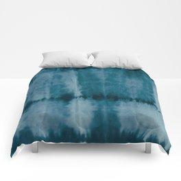 Tye Dye Denim Comforters