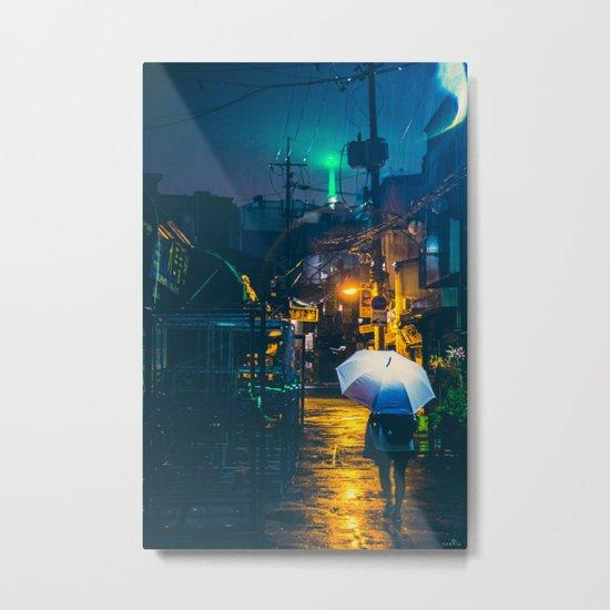 Euljiro in the rain by noealz