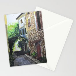 Rural Alley Stationery Cards
