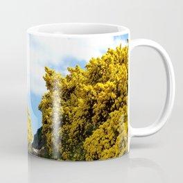 Edinburgh Scotland Sunflower Path-United Kingdom Coffee Mug