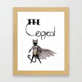 The Copycat Framed Art Print