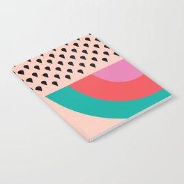 RAINBOW WATERMELON Notebook