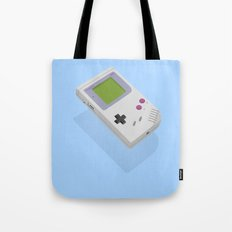Gameboy Tote Bag