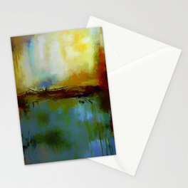 Abstract Composition 94 Stationery Cards