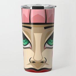Sweet Face Travel Mug
