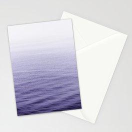 Ultra Violet Silence Stationery Cards