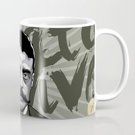 Emiliano Zapata - Trinchera Creativa Coffee Mug