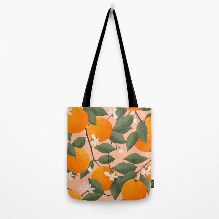 fresh citrus Tote Bag