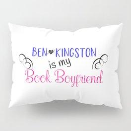 Ben Kingston  Book Boyfriend Pillow Sham