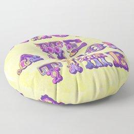 Show Me A Good Time Floor Pillow