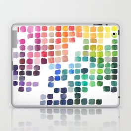 Favorite Colors Laptop & iPad Skin