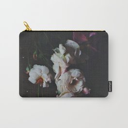 English Roses Still Life - Dark Number Two Carry-All Pouch