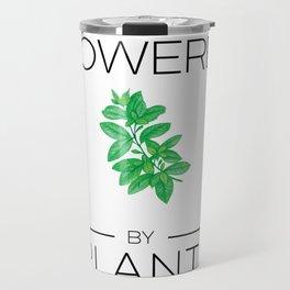 Powered by Plants Basil Travel Mug