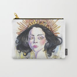 Queen Bee Carry-All Pouch