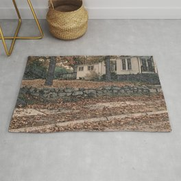 The Heights of Autumn Rug