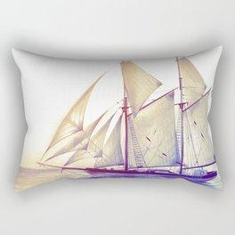 Afternoon Sail Rectangular Pillow