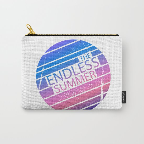 The Endless Summer Carry-All Pouch