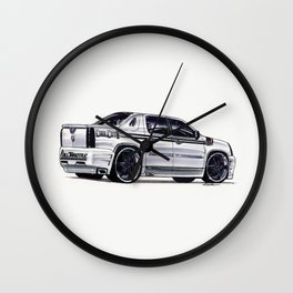 Project X Wall Clock