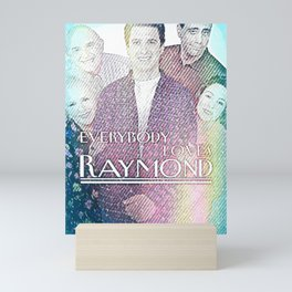 Everybody Loves Raymond Mini Art Print