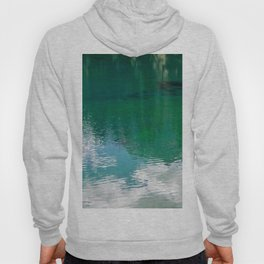 Clouds in the lake Hoody