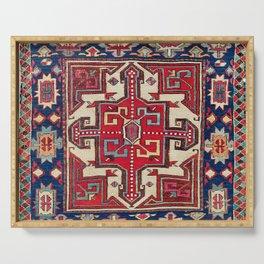 Shahsavan Moghan South East Caucasus Bag Print Serving Tray