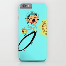 Save Your Blood For The Children Slim Case iPhone 6s