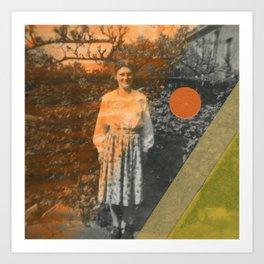 Tempi Residui - C6 - 010 Art Print
