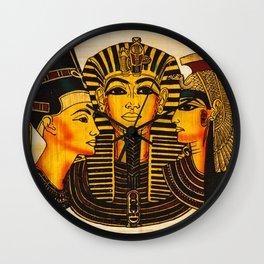 Egyptian Royalty Wall Clock