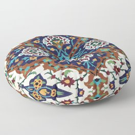 Persian Art Floor Pillow