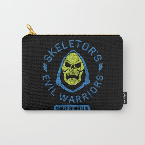 Bad Boy Club: Skeletor's Evil Warriors  Carry-All Pouch