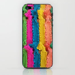 Rainbow, Rainbow Ribbons iPhone Skin