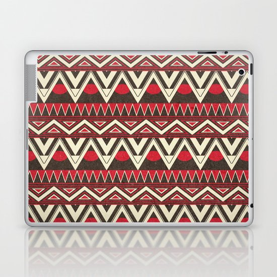 Tribal New World  Laptop & iPad Skin
