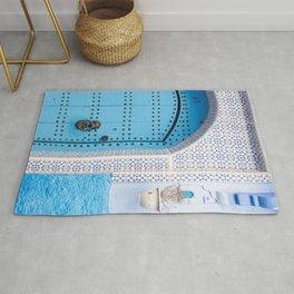 Moroccan Tile Doorway No. 8 Rug